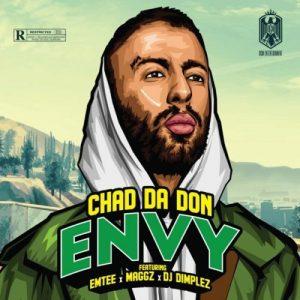 01 Envy feat  Emtee Maggz DJ Dimplez mp3 image Mposa.co .za  300x300 - Chad Da Don – Envy ft. Maggz x Emtee x DJ Dimplez