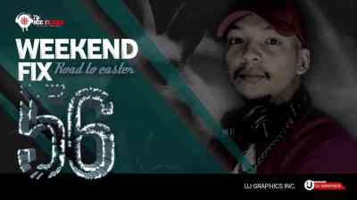 Dj Ice Flake – WeekendFix 56 (Road To Easter) Mp3 download