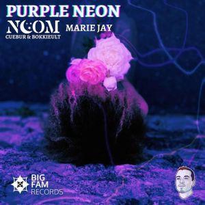 Noom Cuebur BokkieUlt – Purple Neon Ft. Marie Jay - Noom, Cuebur & BokkieUlt – Purple Neon Ft. Marie Jay