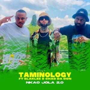 01 Nkao Jola 2 0 feat  BlakLez Chad Da Don mp3 image Mposa.co .za  300x300 - Taminology – Nkao Jola 2.0 ft. Blaklez & Chad Da Don