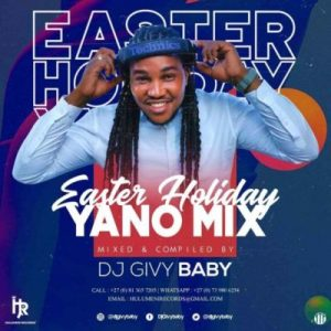 Dj Givy Baby – Easter Holiday Yano Mix Hiphopza Mposa.co .za  300x300 - Dj Givy Baby – Easter Holiday Yano Mix