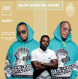 Major league Jaivaine Mposa.co .za  298x300 - Major League & Jaivane – Amapiano Live Balcony Mix Africa B2B (S2 EP13)