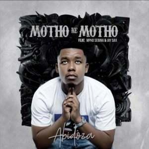 01 Motho Ke Motho feat  Mpho Sebina Jay Sax mp3 image Mposa.co .za  300x300 - Abidoza – Motho Ke Motho Ka Batho ft. Mpho Sebina & Jay Sax