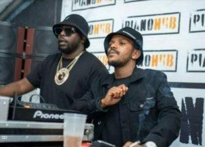 Kabza and Maphorisa Mposa.co .za  300x215 - Kabza De Small & DJ Maphorisa – Top Dawg Session Live Mix (Episode 3)