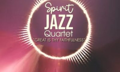 Spirit Of Praise – Spirit Jazz Quartet (Great is Thy Faithfulness)