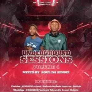 Soul Lee Da Sir Sensei – Underground Sesions Vol.4 Mix mp3 download zamusic 300x300 Mposa.co .za  - Soul Lee Da & Sir Sensei – Underground Sesions Vol.4 Mix