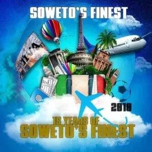 Sowetos Finest – Jonga Ft. Flakko mp3 download zamusic Hip Hop More Mposa.co .za  - Soweto's Finest – Jonga Ft. Flakko