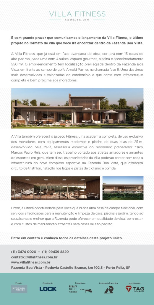 Villa Fitness by MPR