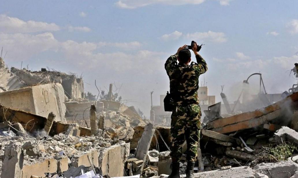 Russland droht Israel, Flugzeuge abzuschießen, die Syrien bombardieren