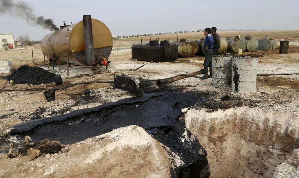 Syrien startet Offensive gegen den von der Türkei und den USA gesponserten Ölschmuggel