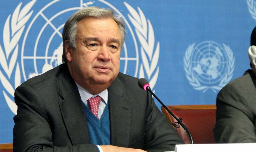 UNO: Der Krieg gegen das Virus erfordert einen Kriegszustand!