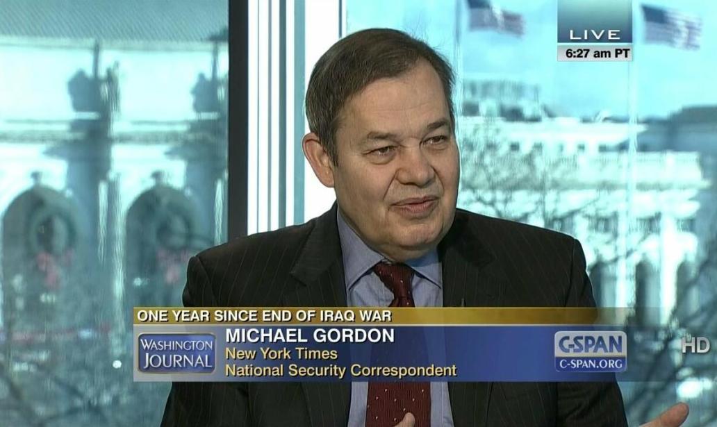 Journalist der über die Massenvernichtungswaffen im Irak lügen verbreitete, behauptet nun das Covid aus dem Whuan-Labor stammt