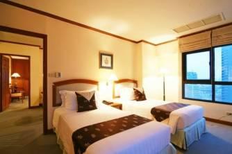 Kamar Grand Diamond Suites Hotel