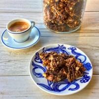 Café Mocha Granola