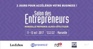 Salon des Entrepreneurs Marseille PACA 2017