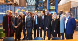 Martine Vassal accélère sa campagne avec l'économie à Ici Marseille avec Stéphane Soto