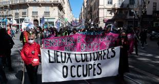 Occupations des lieux culturels : 1 mois d'occupation et 102 lieux occupés