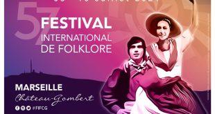 Festival International de Folklore de Château Gombert