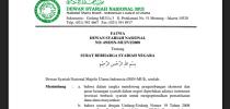 FATWA DEWAN SYARIAH NASIONAL NO: 69/DSN-MUI/VI/2008 Tentang SURAT BERHARGA SYARIAH NEGARA