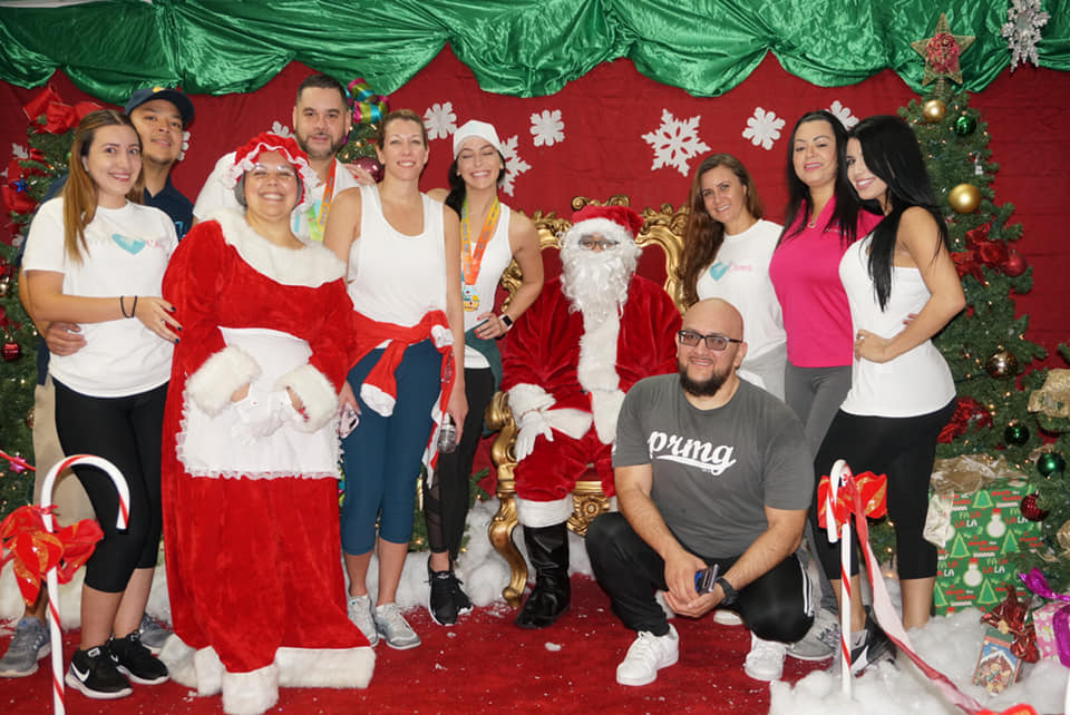 Headquarter Toyota- Miami Lakes Jingle Bell Jog 2018