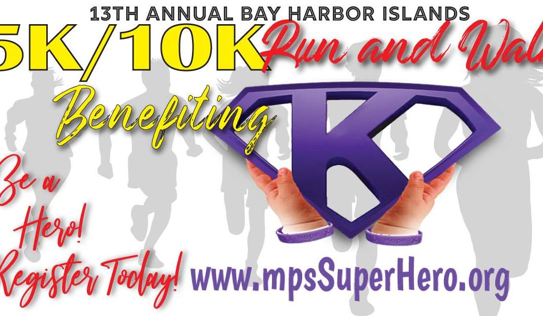 Bay Harbor Islands 13th Annual 5K/10K