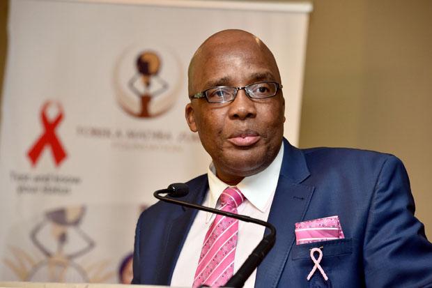 Image result for Health Minister Dr Aaron Motsoaledi
