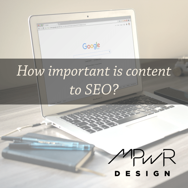 How important is content to SEO?