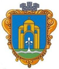 герб Бровари зменшена