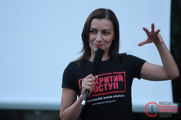 """Наталка Соколенко пояснює, як ЗУ """"Про доступ..."""" лякає українських чиновників"""