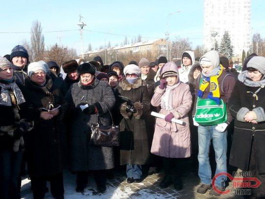 Третій страйк Майдан 02
