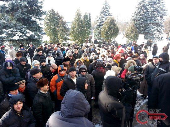 Третій страйк Майдан 07