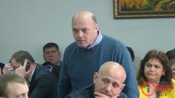 Депутат Базишин