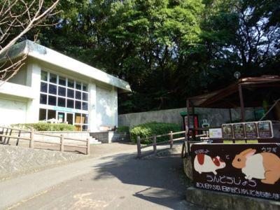大牟田市動物園_象舎跡