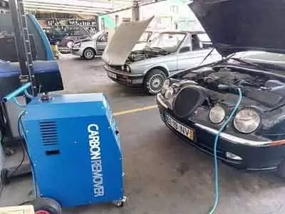 Las Descarbonizadoras Mr C