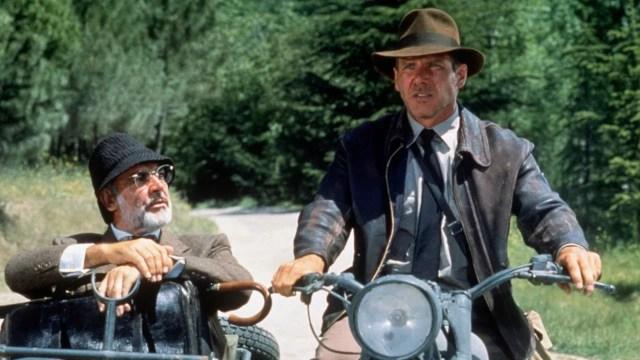 Sean Connery: finalmente Harrison Ford ricorda il suo papà cinematografico