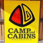 キャンプアンドキャビンズ