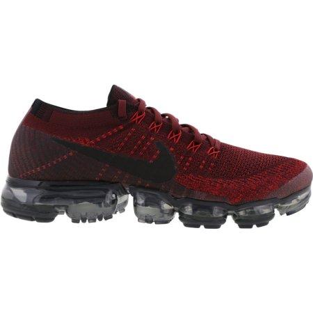Nike Air Vapormax Flyknit - 46 EU - rot - Herren Schuhe