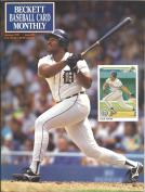 #70 January 1991-Cecil Fielder Baseball Beckett