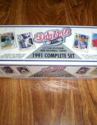 1991 Upper Deck Baseball Complete Factory Sealed Card Set.jpg