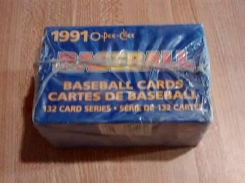 1991 O-Pee-Chee OPC Premier Baseball Factory Set