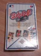 1991 Upper Deck Low Series Baseball Hobby Box