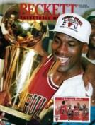 Beckett Basketball Sports Card Monthly