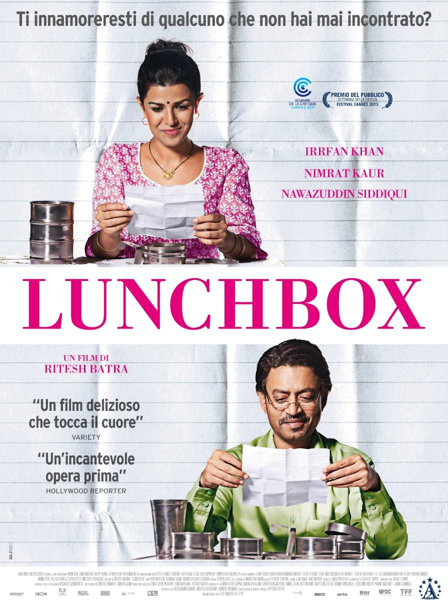 La locandina del film Lunchbox