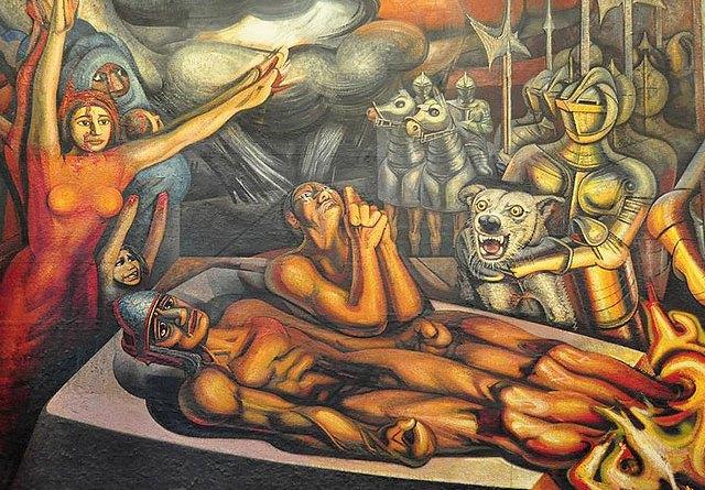 Tormento de Cuauhtémoc