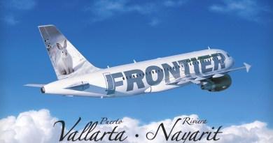 Nuevo vuelo Frontier Airlines
