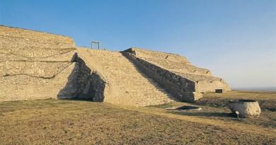 Xochitecatl , pirámide de las Flores