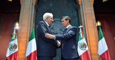 Acuerdos entre Mexico y Italia