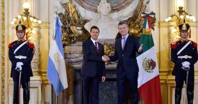 Acuerdos entre México y Argentina