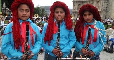 8° Encuentro de Bandas Indígenas