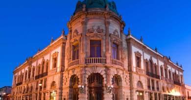Teatro Macedonio Alcalá en Oaxaca